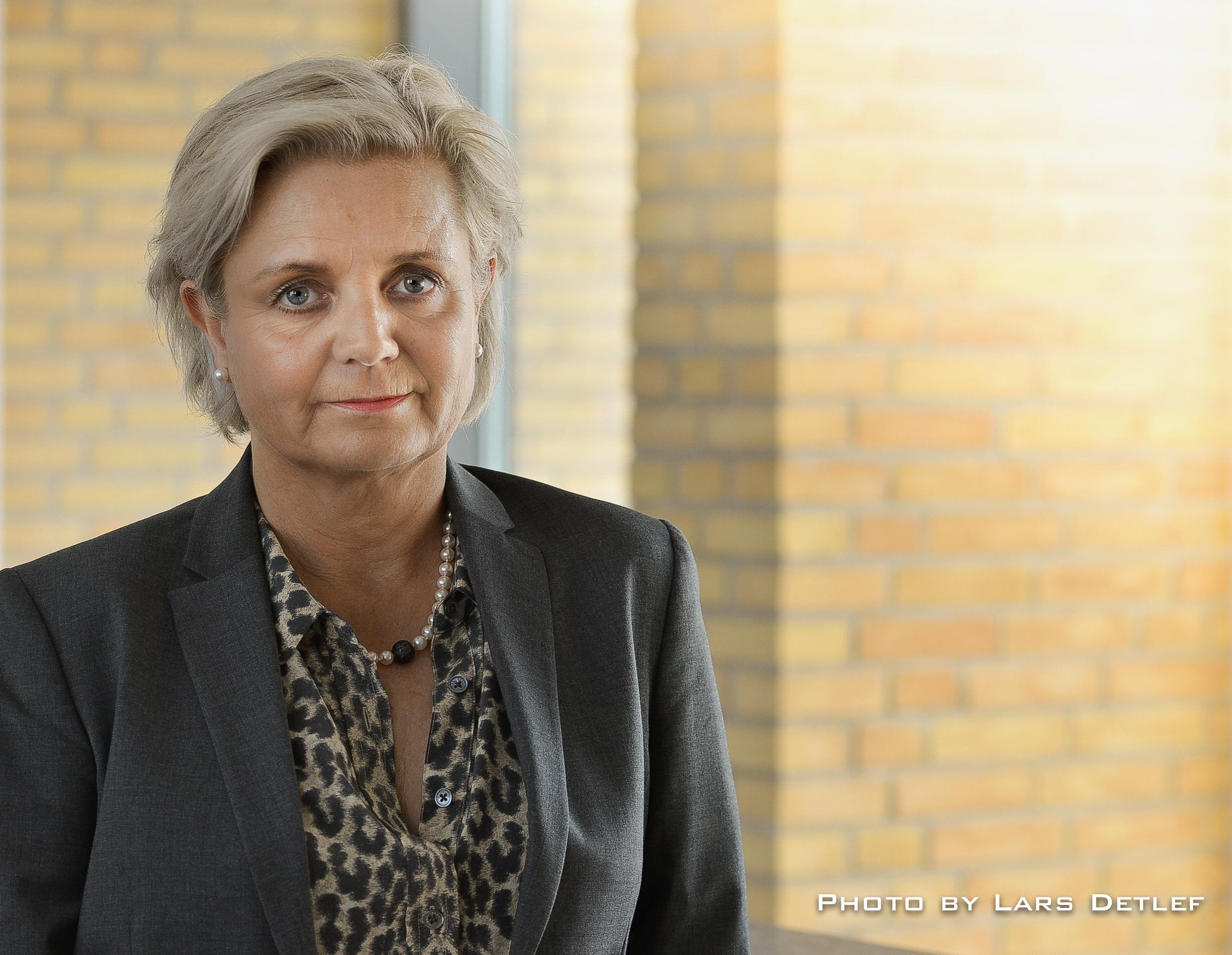 Karen Frøsig, CEO i Sydbank